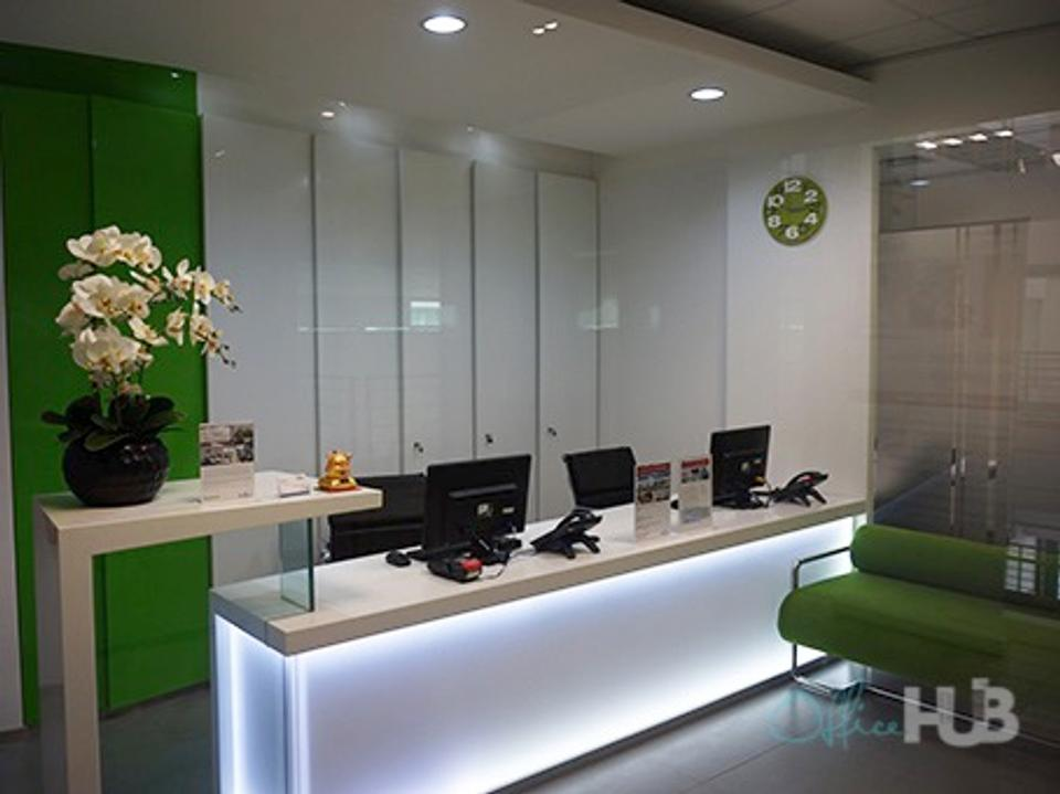 1 Person Private Office For Lease At Jl. Boulevard Gading Serpong, Serpong, Banten, 15810 - image 2