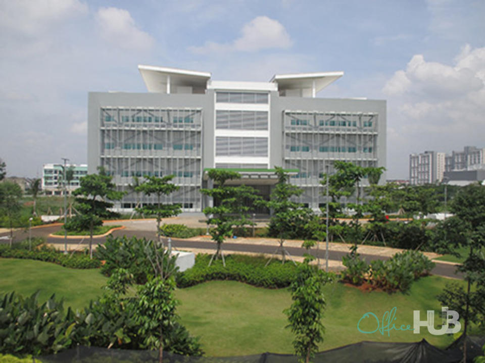 1 Person Private Office For Lease At Jl. Boulevard Gading Serpong, Serpong, Banten, 15810 - image 1