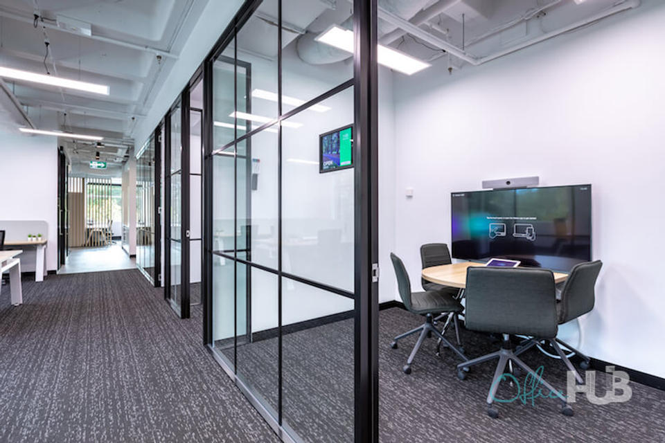 3 Person Coworking Office For Lease At 501 La Trobe Street, Melbourne, VIC, 3000 - image 2
