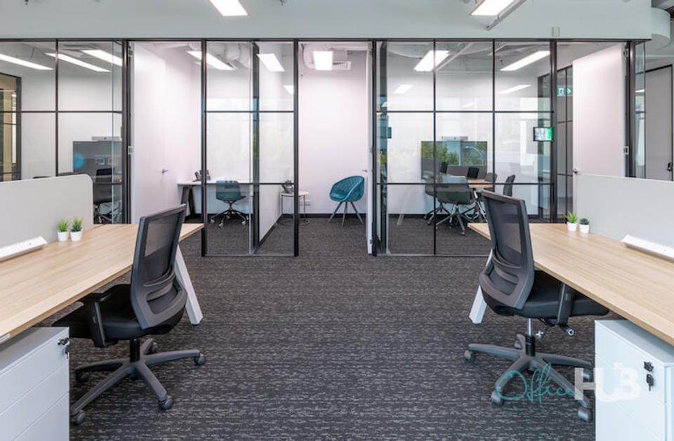 3 Person Coworking Office For Lease At 501 La Trobe Street, Melbourne, VIC, 3000 - image 1