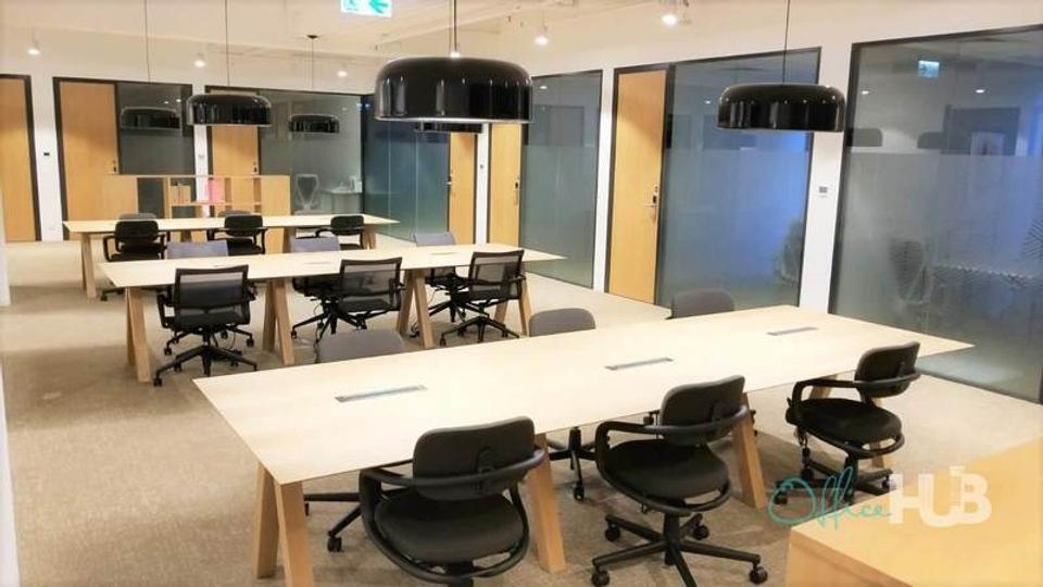 4 Person Private Office For Lease At 38 Wong Chuk Hang Road, Hong Kong Island, Hong Kong, - image 1