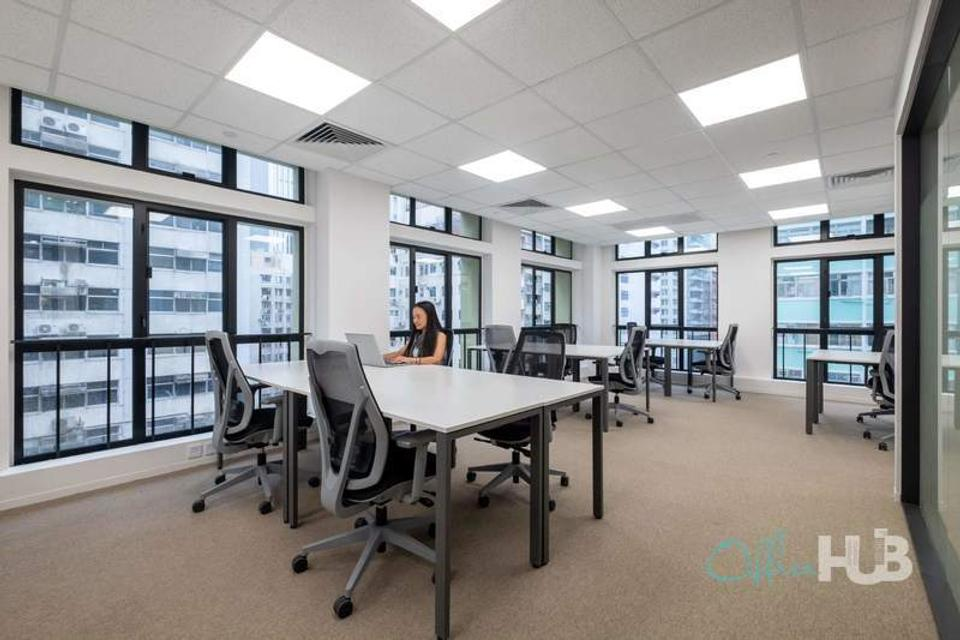 4 Person Private Office For Lease At Hennessy Road, Wan Chai, Hong Kong Island, Hong Kong, - image 1