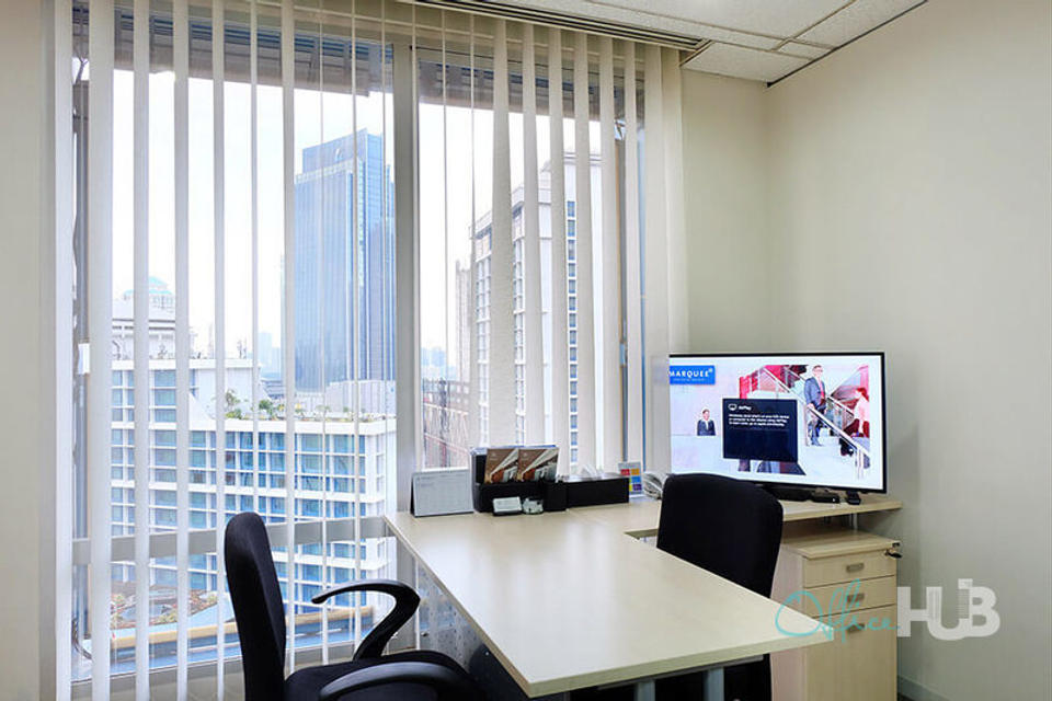2 Person Coworking Office For Lease At 28 Jl. Jend Sudirman, South Jakarta, Jakarta Selatan, 12920 - image 2