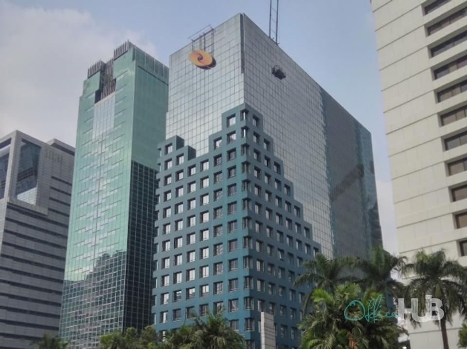 1 Person Coworking Office For Lease At 28 Jl. Jend Sudirman, South Jakarta, Jakarta Selatan, 12920 - image 1