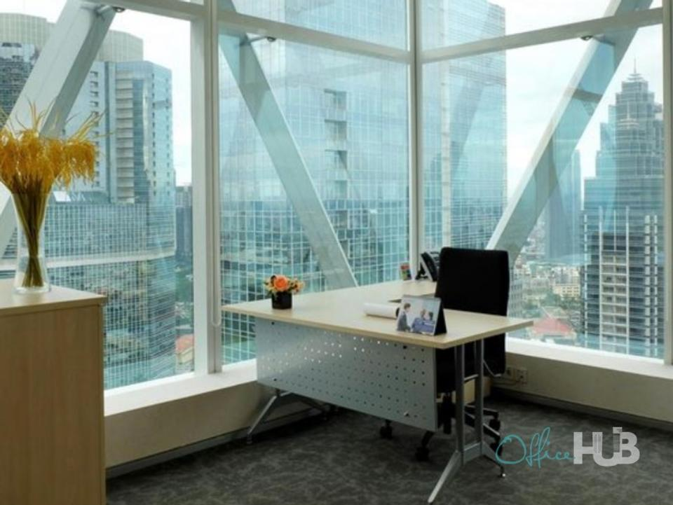 5 Person Private Office For Lease At 52-53 Jl. Jend. Sudirman, South Jakarta, Jakarta, 12190 - image 1