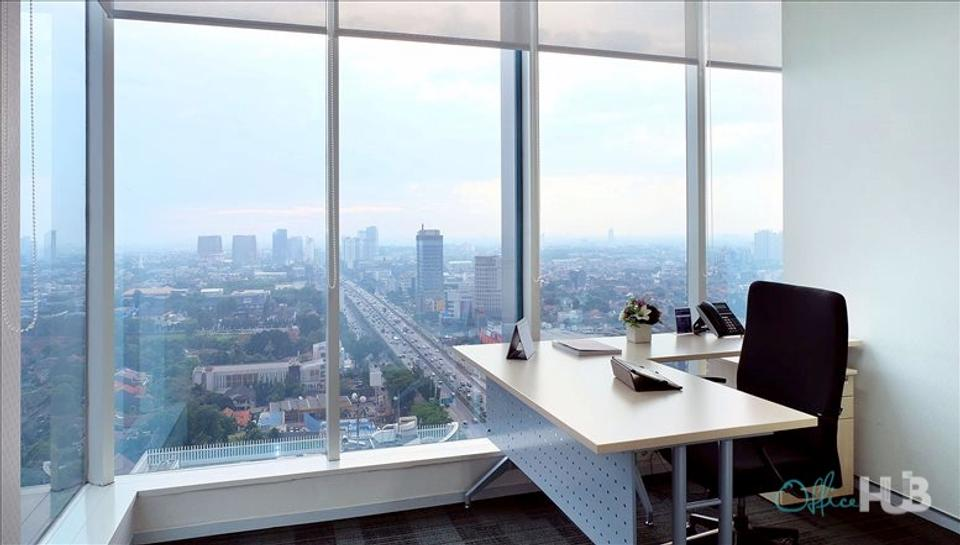 15 Person Private Office For Lease At 36 Jl. TB Simatupang, South Jakarta, Jakarta Selatan, 12430 - image 1