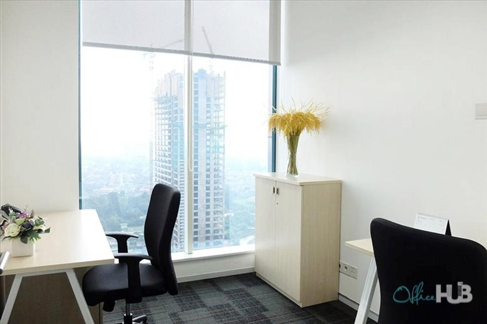 10 Person Coworking Office For Lease At 36 Jl. TB Simatupang, South Jakarta, Jakarta Selatan, 12430 - image 1