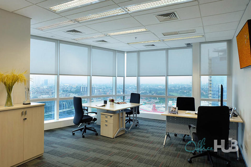19 Person Private Office For Lease At Jl. Sultan Iskandar Muda V, South Jakarta, Jakarta Selatan, 12310 - image 2