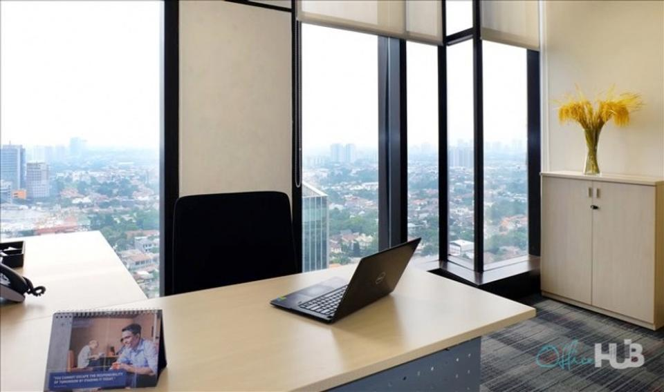 13 Person Private Office For Lease At 23-24 Jl. TB Simatupang, South Jakarta, Jakarta Selatan, 12430 - image 2