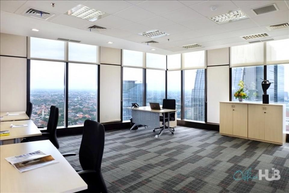 13 Person Private Office For Lease At 23-24 Jl. TB Simatupang, South Jakarta, Jakarta Selatan, 12430 - image 1