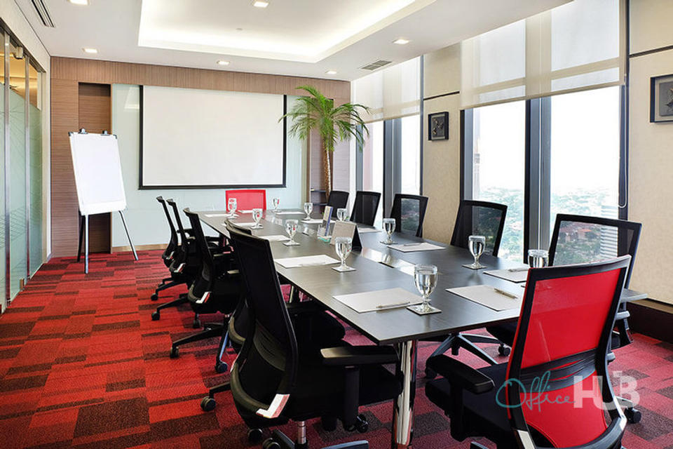 1 Person Private Office For Lease At 23-24 Jl. TB Simatupang, South Jakarta, Jakarta Selatan, 12430 - image 2