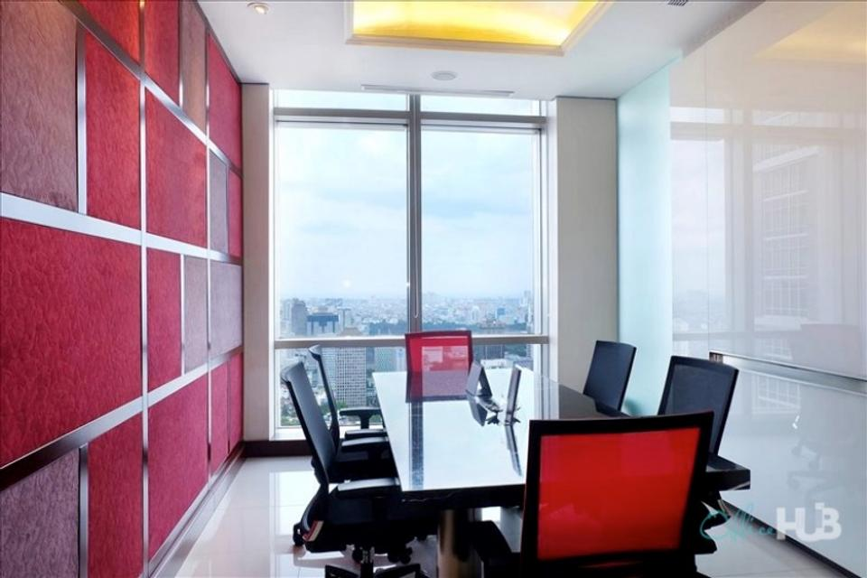 4 Person Private Office For Lease At 28-30 Jl.MH Thamrin, Central Jakarta, Jakarta Pusat, 10350 - image 2
