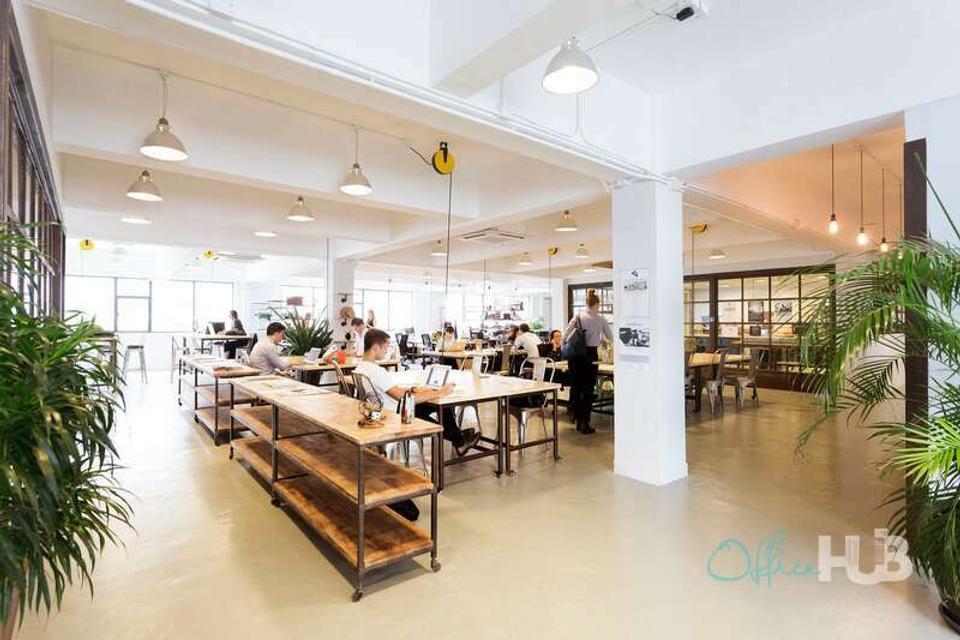 5 Person Private Office For Lease At Smithfield Road, Kennedy Town, Hong Kong, Hong Kong, - image 1