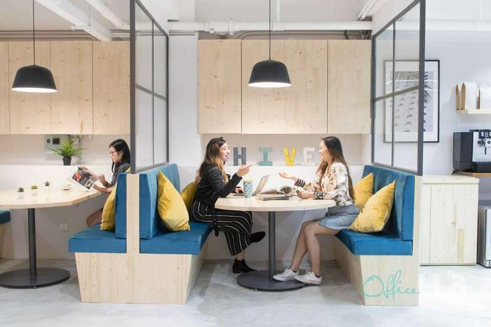 1 Person Coworking Office For Lease At Smithfield Road, Kennedy Town, Hong Kong, Hong Kong, - image 2