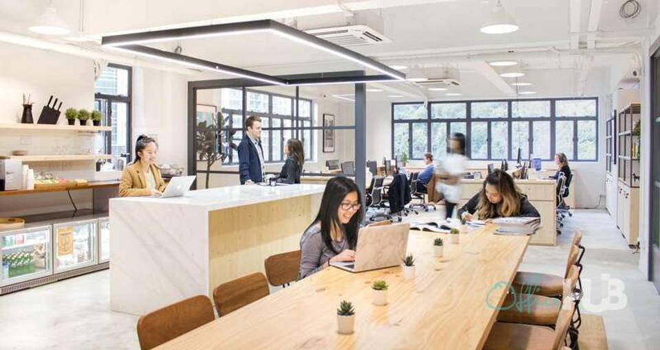 1 Person Coworking Office For Lease At Smithfield Road, Kennedy Town, Hong Kong, Hong Kong, - image 1