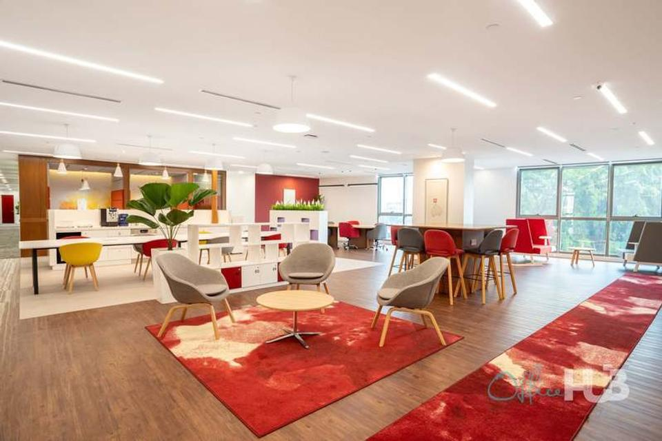 3 Person Private Office For Lease At Lingkaran SV, Sunway Velocity, Kuala Lumpur, 55100 - image 1