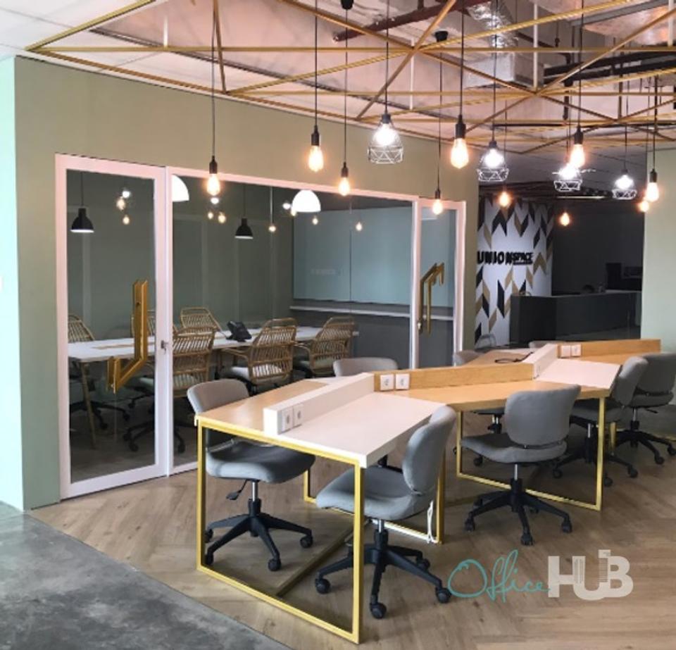 8 Person Private Office For Lease At Blok D - No. 3 Artha Gading Kav. Komersial, Jakarta Utara, Jakarta, 14240 - image 1