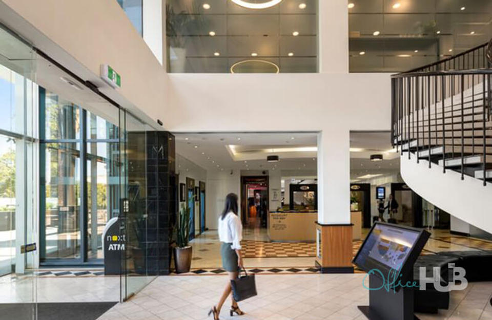 6 Person Shared Office For Lease At 1 Queens Road, Melbourne, VIC, 3004 - image 1