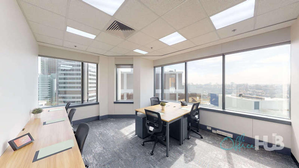20 Person Private Office For Lease At 141 Walker Street, North Sydney, NSW, 2060 - image 1