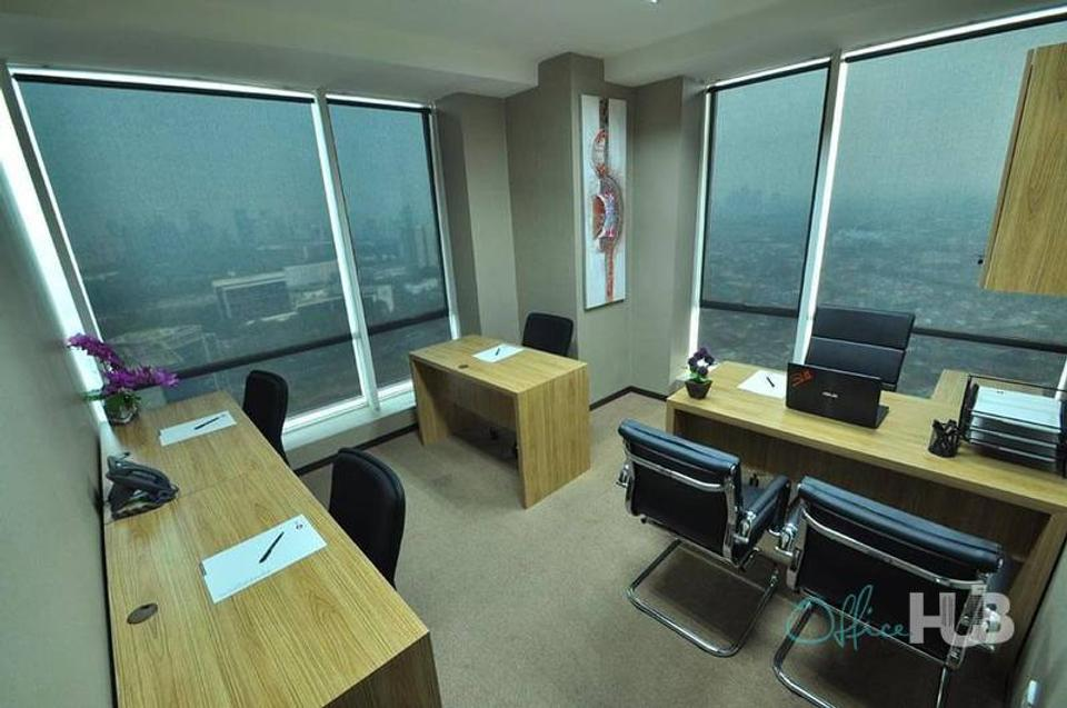 4 Person Private Office For Lease At 22 - 24 Jl S Parman, Slipi, Jakarta Barat, 11480 - image 2