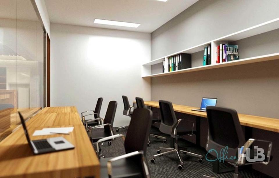 7 Person Private Office For Lease At Kav. 24-25, RT.2/RW.2 Jl. Jendral Gatot Subroto, Gatot Subroto, Jakarta Selatan, 12950 - image 2