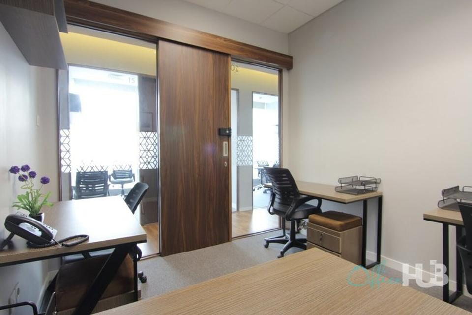3 Person Private Office For Lease At Kav. 24-25, RT.2/RW.2 Jl. Jendral Gatot Subroto, Gatot Subroto, Jakarta Selatan, 12950 - image 1