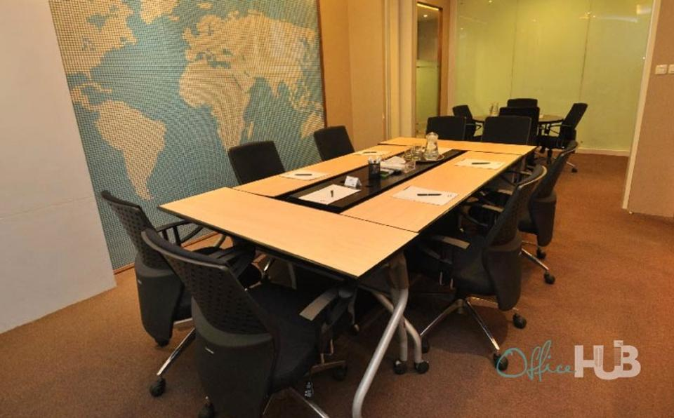 4 Person Private Office For Lease At 52-53 SCBD Lot.8 Jl. Jend Sudirman Kav, SCBD - Senopati, Jakarta Selatan, 12190 - image 3