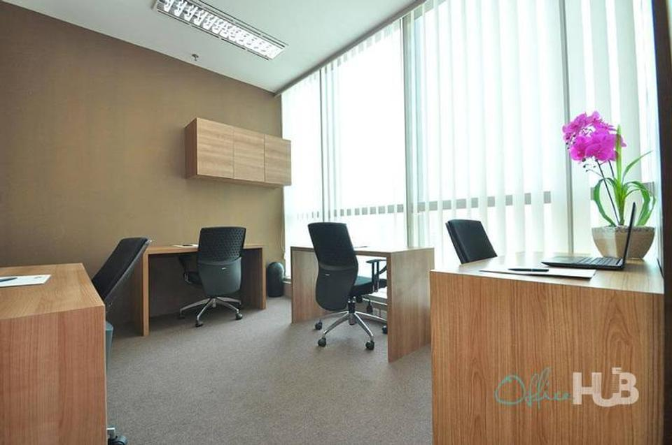 4 Person Private Office For Lease At 52-53 SCBD Lot.8 Jl. Jend Sudirman Kav, SCBD - Senopati, Jakarta Selatan, 12190 - image 2
