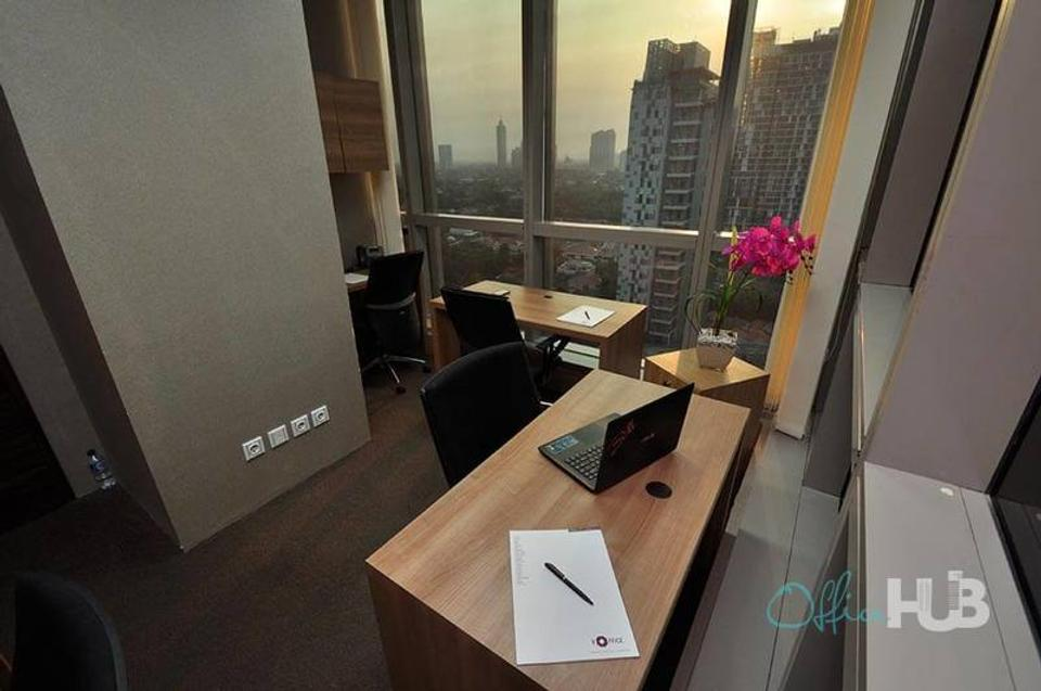 4 Person Private Office For Lease At 52-53 SCBD Lot.8 Jl. Jend Sudirman Kav, SCBD - Senopati, Jakarta Selatan, 12190 - image 1