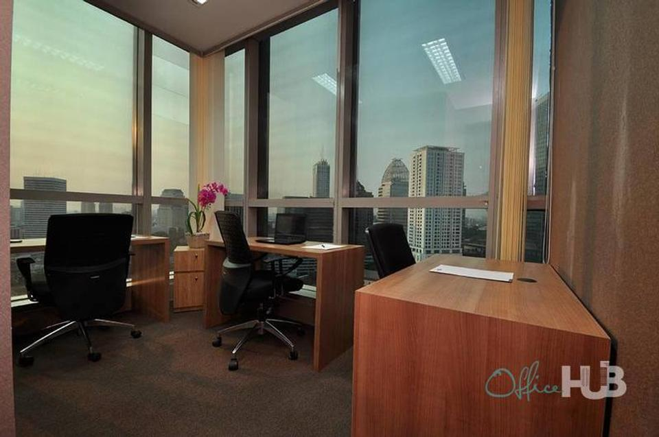 6 Person Private Office For Lease At 52-53 SCBD Lot.8 Jl. Jend Sudirman Kav, SCBD - Senopati, Jakarta Selatan, 12190 - image 3