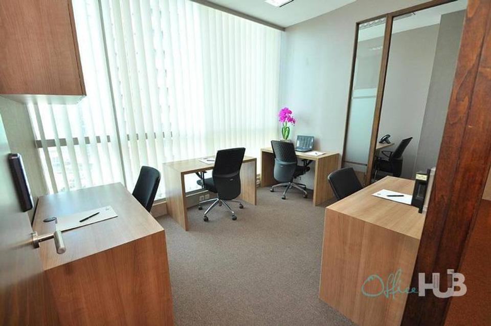 6 Person Private Office For Lease At 52-53 SCBD Lot.8 Jl. Jend Sudirman Kav, SCBD - Senopati, Jakarta Selatan, 12190 - image 2