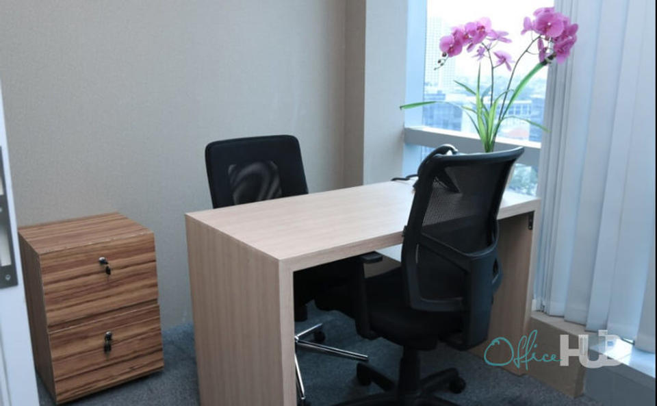 8 Person Private Office For Lease At 81, RT.1/RW.6 JL.M H Thamrin, Menteng, Jakarta, 10310 - image 2