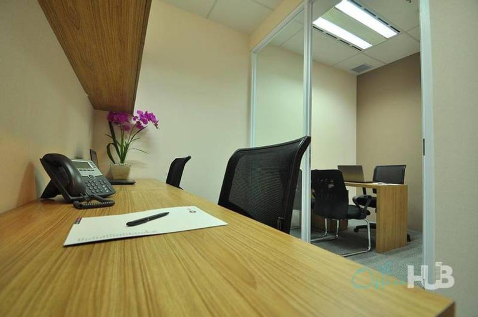 4 Person Private Office For Lease At 81, RT.1/RW.6 JL.M H Thamrin, Menteng, Jakarta, 10310 - image 3