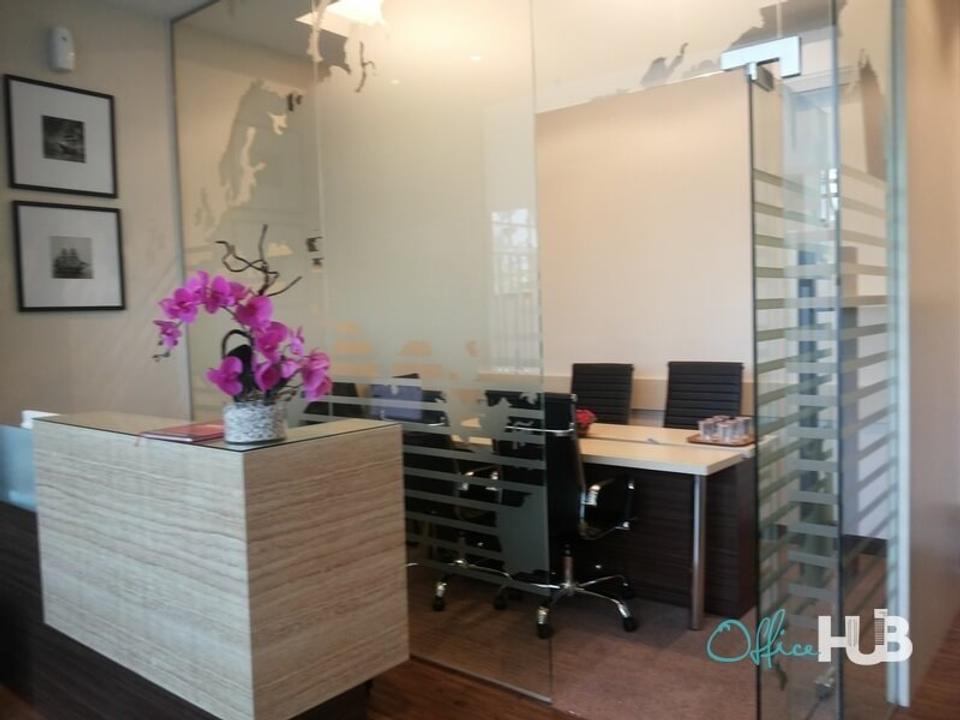 5 Person Private Office For Lease At Jl Panglima Sudirman, Surabaya Pusat, Jawa Timur, 60271 - image 1