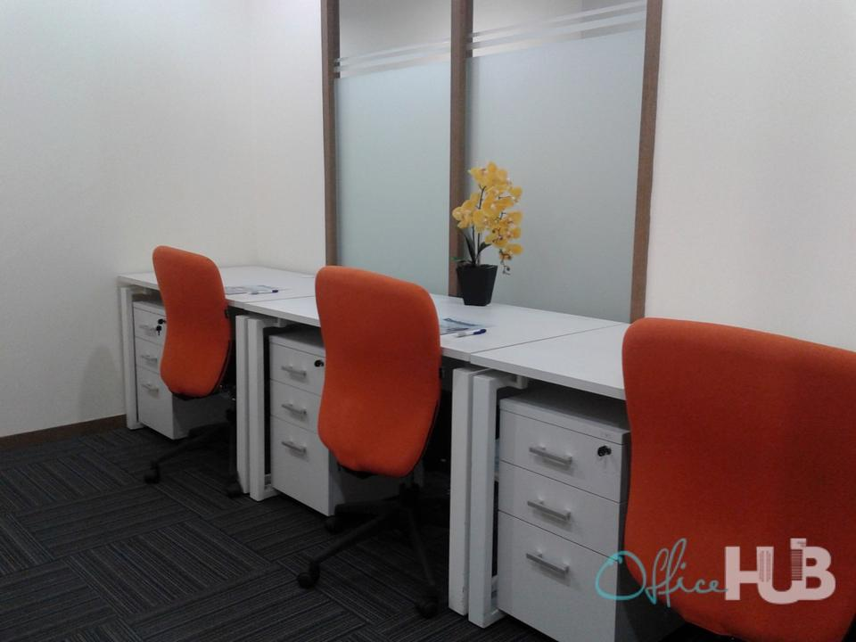 7 Person Private Office For Lease At Kav.33A Jalan Jend. Sudirman, Jakarta, Jakarta, 10220 - image 1