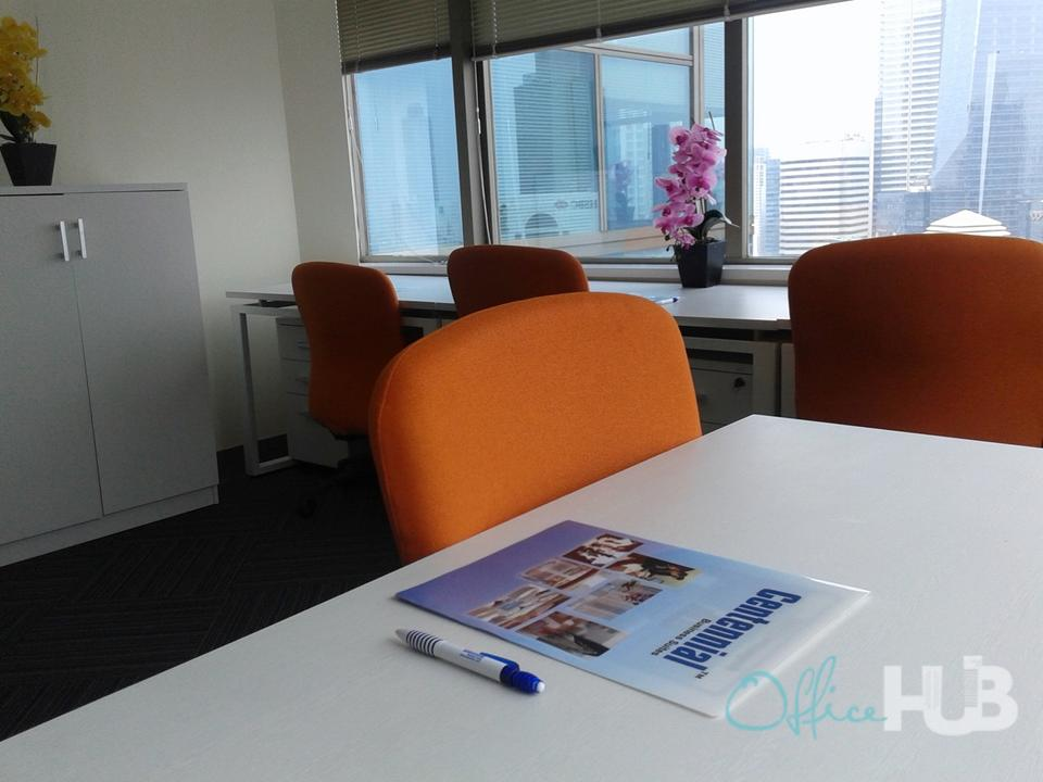 7 Person Private Office For Lease At Kav.33A Jalan Jend. Sudirman, Jakarta, Jakarta, 10220 - image 3