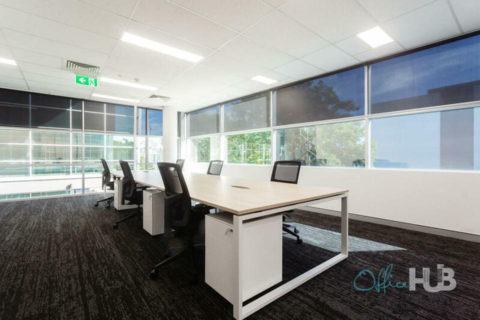 8 Person Private Office For Lease At Clunies Ross Court, Eight Mile Plains, QLD, 4113 - image 3