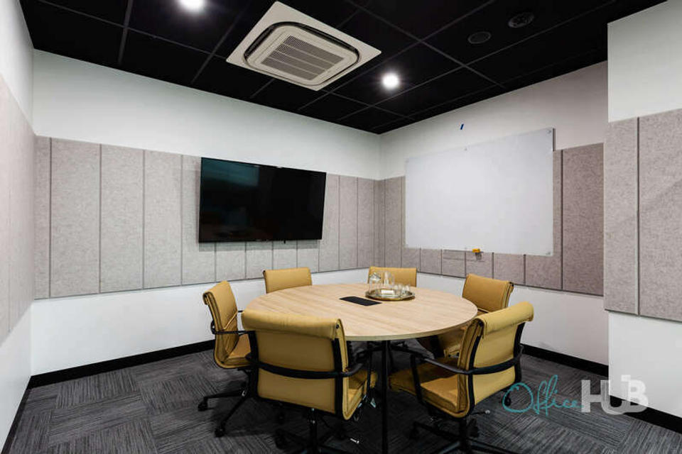 9 Person Private Office For Lease At Clunies Ross Court, Eight Mile Plains, QLD, 4113 - image 1
