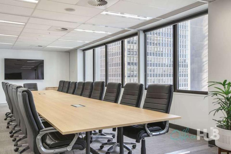 3 Person Private Office For Lease At 307 Queen Street, Brisbane, QLD, 4000 - image 2