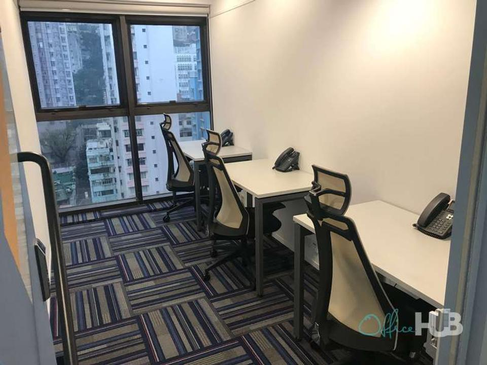 2 Person Private Office For Lease At 299 Queen's Road Central, Sheung Wan, Hong Kong, - image 2