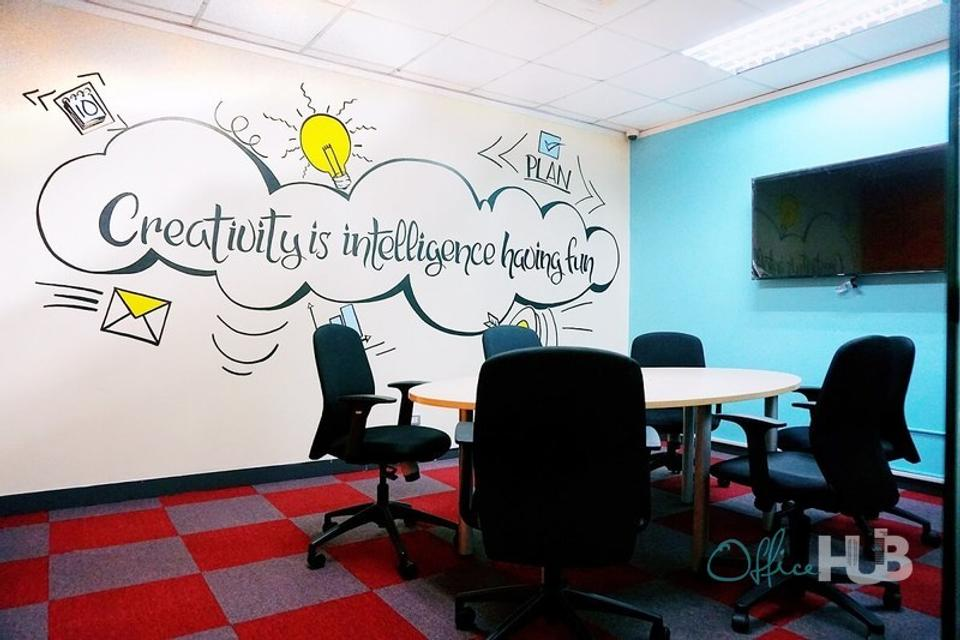 5 Person Coworking Office For Lease At 19 San Miguel Avenue, Pasig, Metro Manila, 1605 - image 3