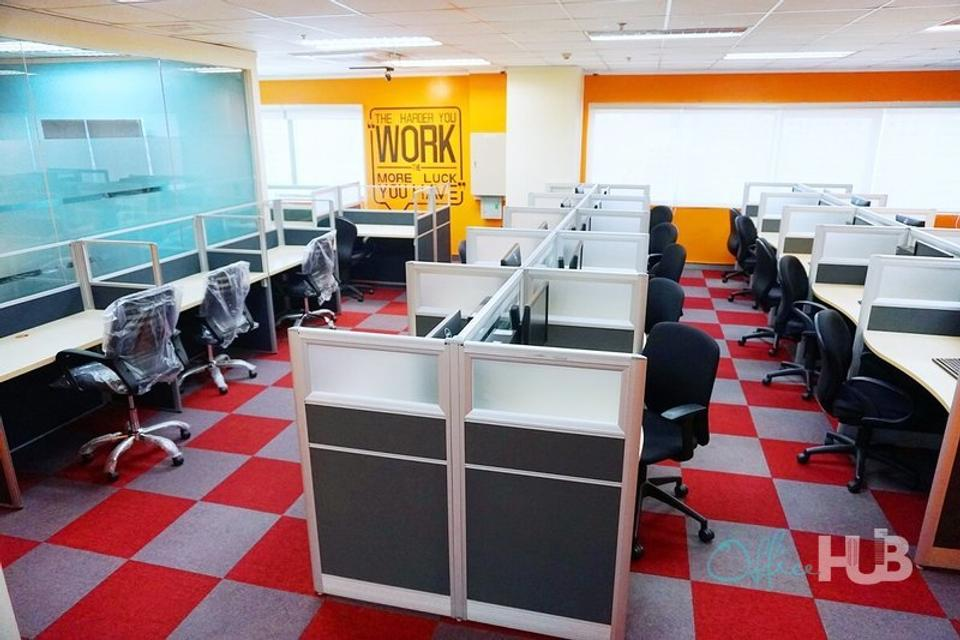 5 Person Coworking Office For Lease At 19 San Miguel Avenue, Pasig, Metro Manila, 1605 - image 2