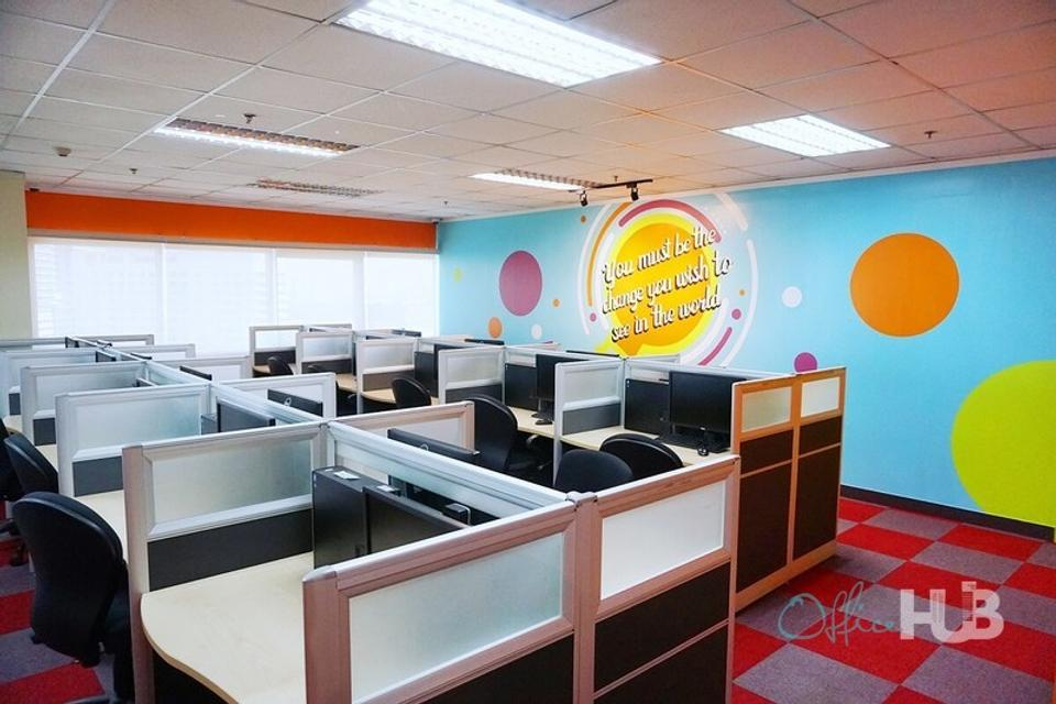 5 Person Coworking Office For Lease At 19 San Miguel Avenue, Pasig, Metro Manila, 1605 - image 1