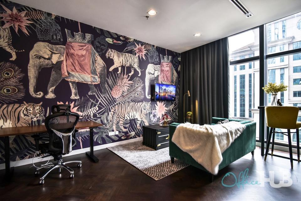 9 Person Private Office For Lease At Wisma Star, 1, Jalan Yap Kwan Seng, Kuala Lumpur, , 53300 - image 2
