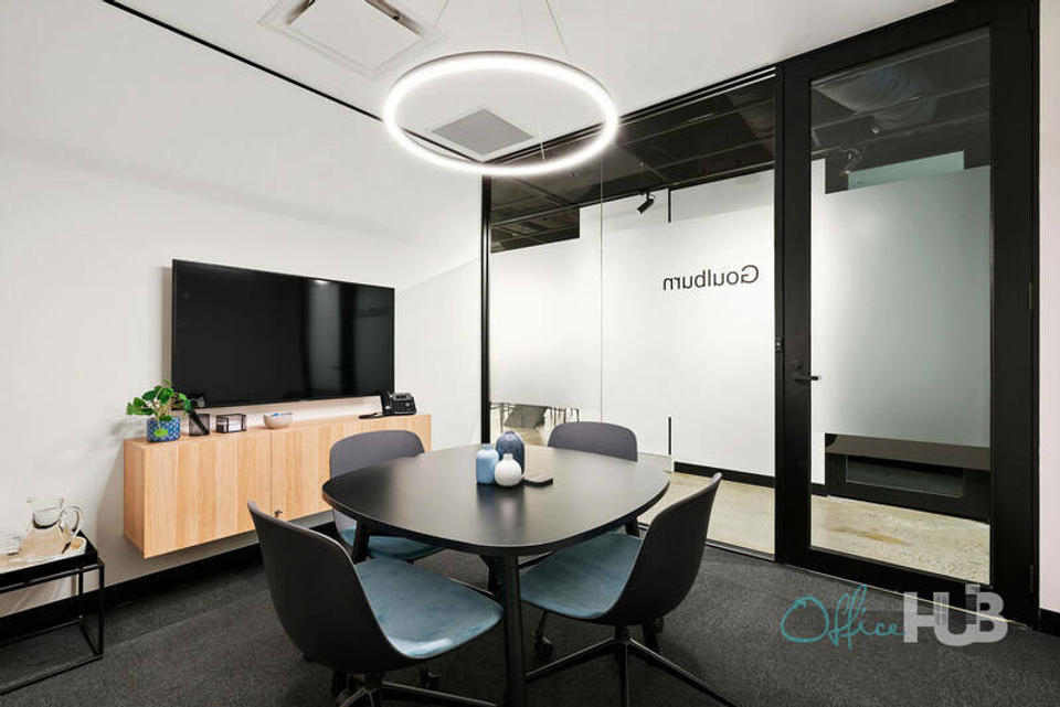 6 Person Private Office For Lease At 607 Bourke Street, Melbourne, VIC, 3000 - image 2
