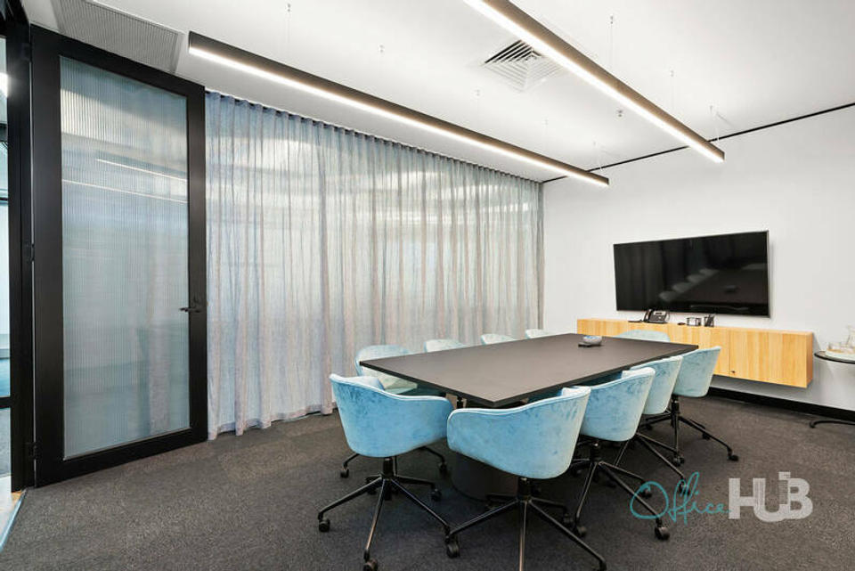 6 Person Private Office For Lease At 607 Bourke Street, Melbourne, VIC, 3000 - image 1