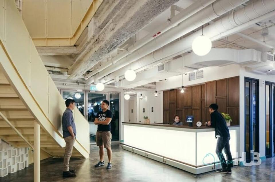 1 Person Coworking Office For Lease At 15 Beach Road, Singapore, Singapore, 189677 - image 3