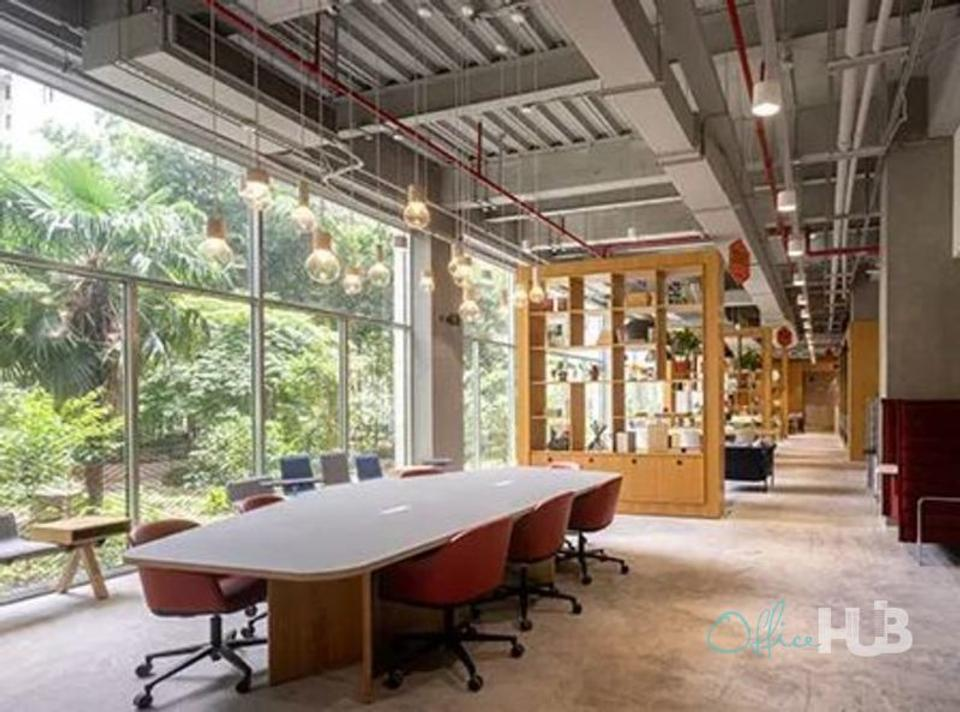 14 Person Private Office For Lease At South Xizang Road, Huangpu District, Shanghai, 200010 - image 2