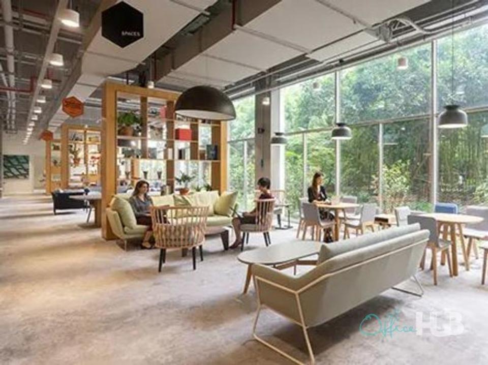 3 Person Coworking Office For Lease At South Xizang Road, Huangpu District, Shanghai, 200010 - image 1