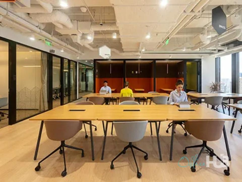 1 Person Coworking Office For Lease At 168 Hubin Road, Huangpu District, Shanghai, 201100 - image 3